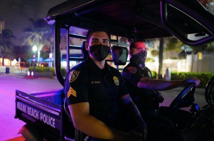 Cero tolerancia y operativos policiales en el fin de semana de Labor Day
