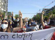regimen militar ataca localidad en el oeste de myanmar