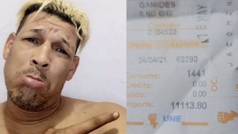Limay Blanco comparte su factura eléctrica: debe pagar más de 11 mil pesos en un solo mes