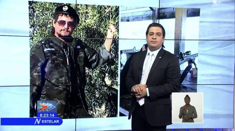 La televisión cubana acusa a un cubano de Orlando de organizar actos terroristas en vísperas del Día de las Madres