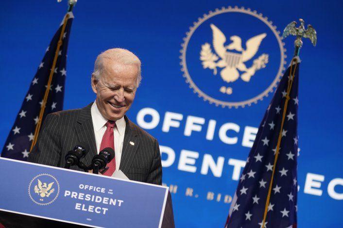 Biden gana el estado de Georgia