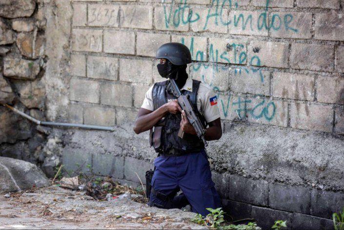 Una empresa de seguridad de Miami habría contratado a los colombianos detenidos por el asesinato de Moise