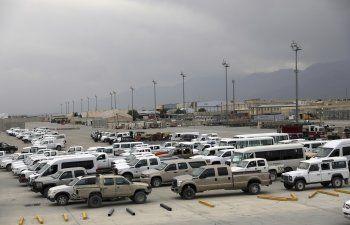 EEUU expande su programa de refugiados afganos