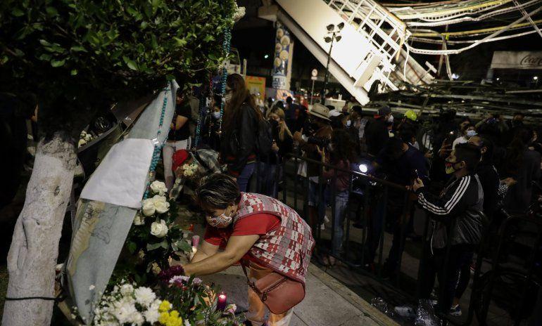 Ciudad de México: Aumentan a 26 los muertos en el metro