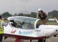 joven belga que vuela alrededor del mundo llega a panama
