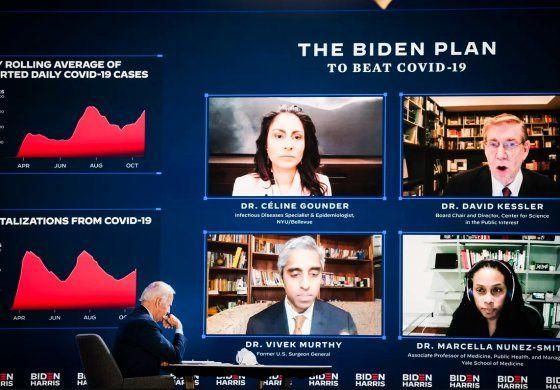 OPINION | Las luces fundidas del arbolito de Biden