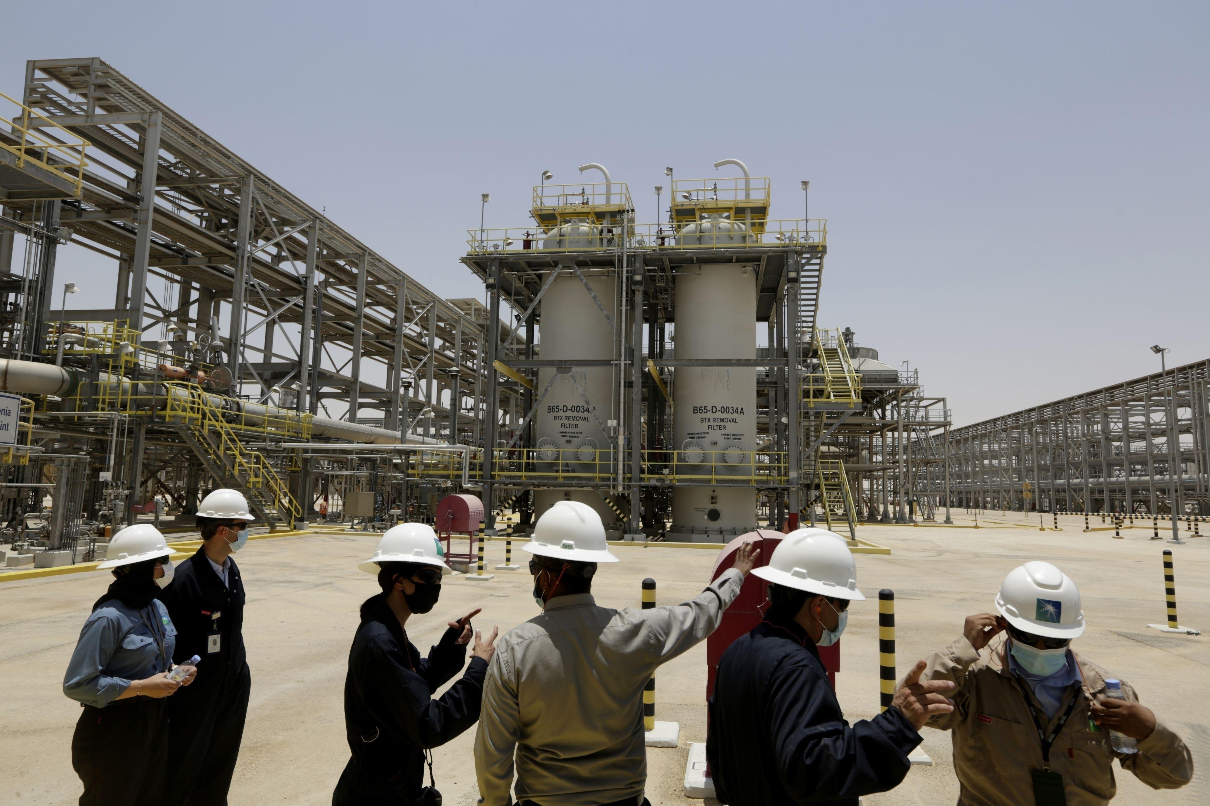 arabia saudi anuncia objetivo de cero emisiones para 2060