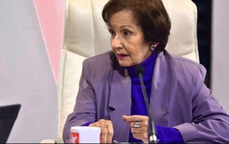 Fallece la periodista  Elsa Claro, colaboradora de la Mesa Redonda y vocera de la dictadura cubana
