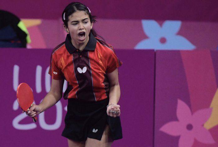 Melanie Díaz arranca con triunfo en Doha