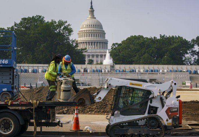 EEUU: Se prevé que ley de infraestructura no pase votación