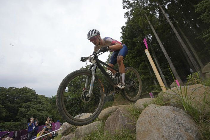 Errores de organización empañan al ciclismo en Tokio