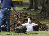 nueva exhumacion de victima de la invasion de eeuu a panama