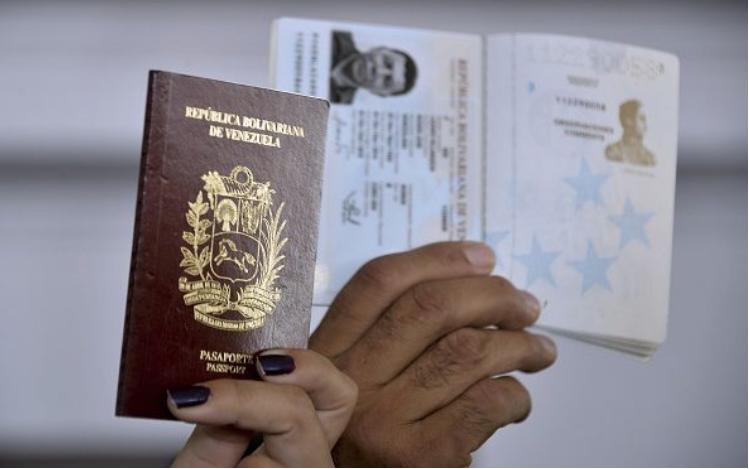 pasaportes venezolanos vencidos seguiran siendo validos para estados unidos