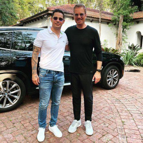 Willy Chirino y Leoni Torres sacan las lágrimas a sus fans