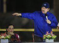 eeuu retira visas a 100 funcionarios del gobierno nicaragua