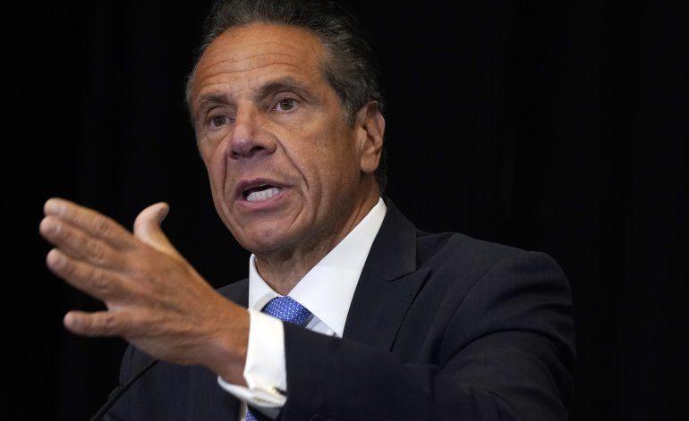 Investigación: Gobernador de NY acosó sexualmente a mujeres