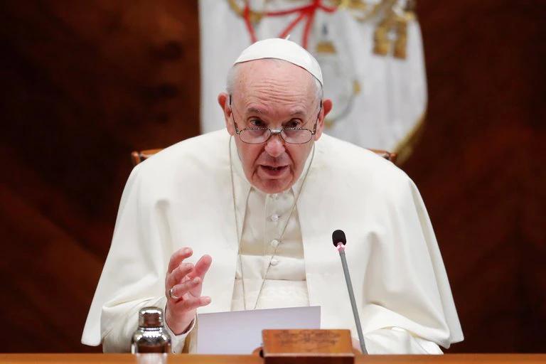 Crisis climática: El papa Francisco advirtió que la vida en la Tierra está amenazada