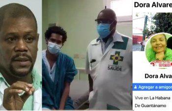 Revelan nuevos detalles del doctor y la enfermera que grabaron a Luis Manuel Otero Alcántara en el Calixto García