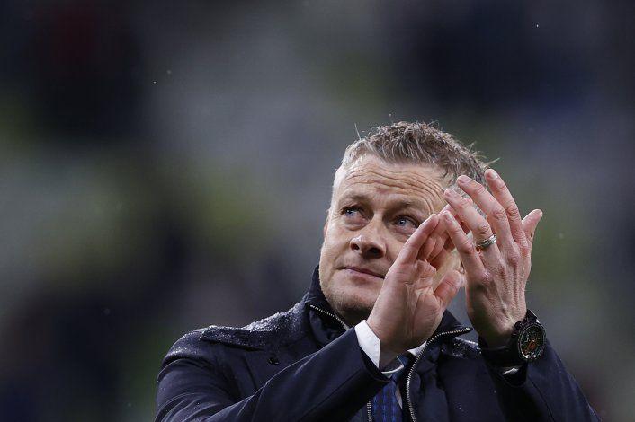 Solskjaer extiende contrato con Manchester United por un año