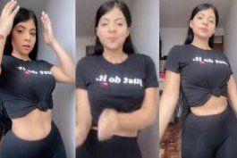 tiktoker venezolana dinaylis rodriguez lideraria una red de prostitucion en peru