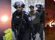 hamas lanza multiples cohetes hacia tel aviv mientras suenan las alarmas de ataque aereo en el centro de israel