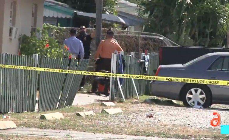 Un hombre herido fue el saldo de un tiroteo reportado ...