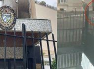 video: cuba revela el video del supuesto ataque contra su embajada en paris