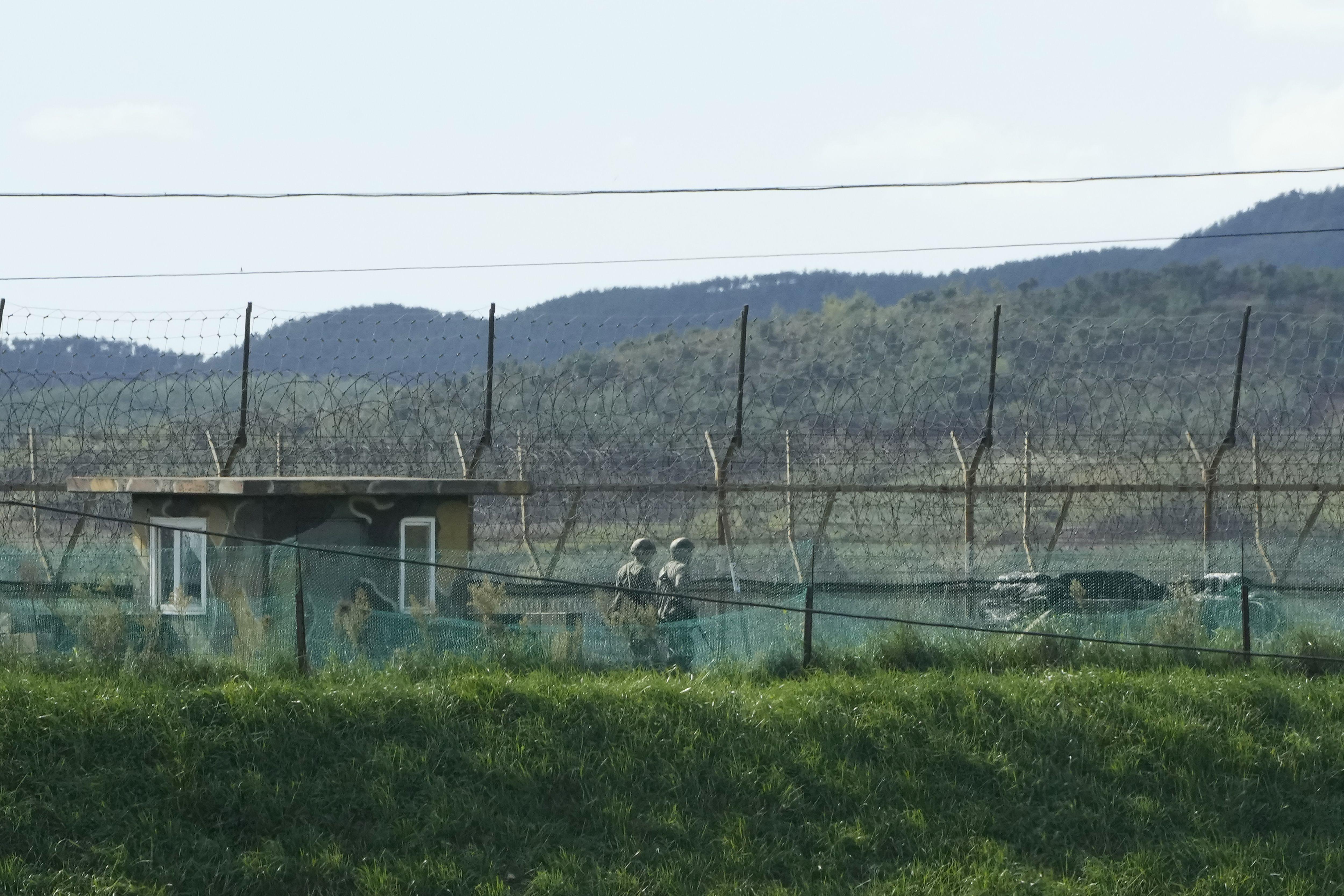 surcorea: corea del norte lanza misil hacia el oceano