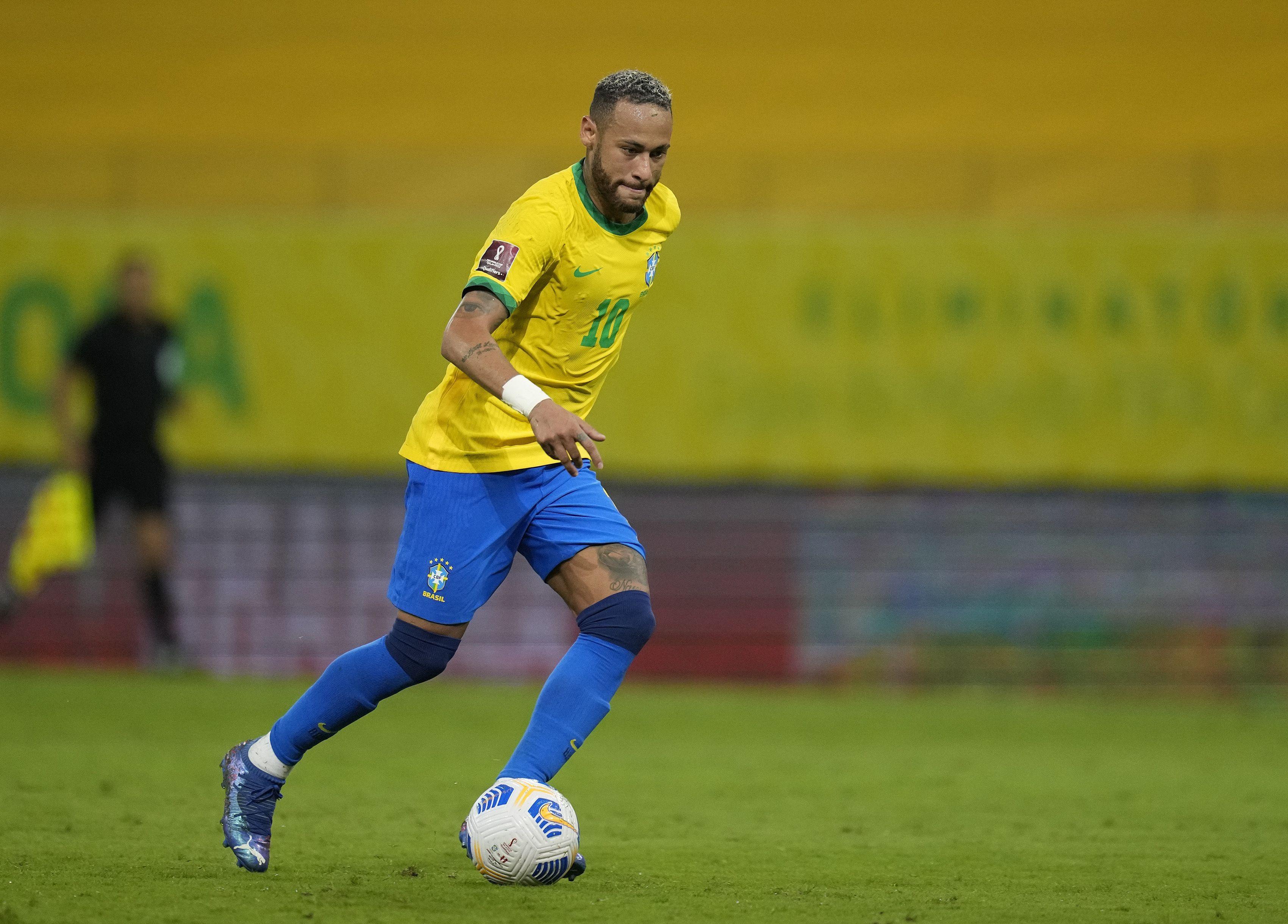 Sin Neymar, la aplanadora de Brasil visita a Venezuela