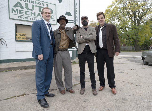 "Soderbergh y Cheadle regresan a Detroit en ""No Sudden Move"""