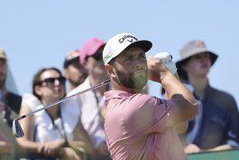 el covid-19 desluce el golf: dechambeau, rahm fuera de tokio