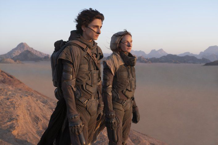 Warner Bros. llevará a streaming todas sus películas de 2021