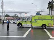 nuevos detalles: balean a dos oficiales de la policia en la doral, sospechoso muere en la escena