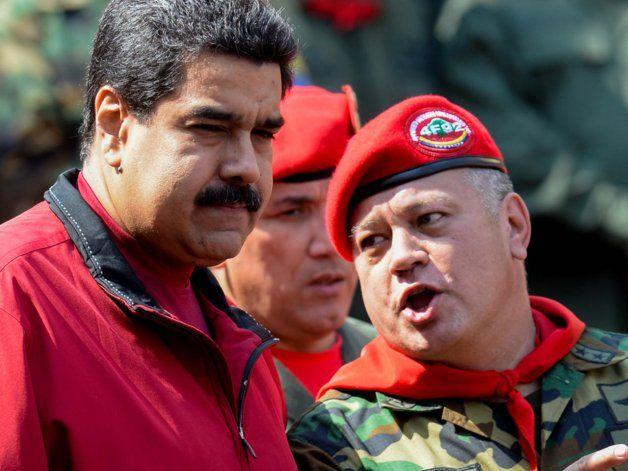Diosdado Cabello controla uno de los principales organismos de tortura en Venezuela: el Servicio Bolivariano de Inteligencia