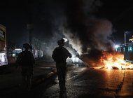 gaza celebra un lugubre eid; la violencia aumenta en israel