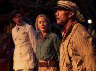 resena: emily blunt trasciende un atiborrado jungle cruise