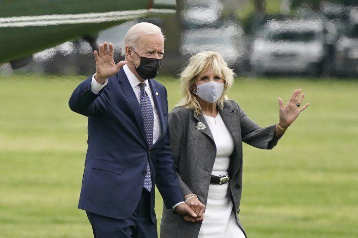 Biden eleva el tope a refugiados admitidos en EEUU