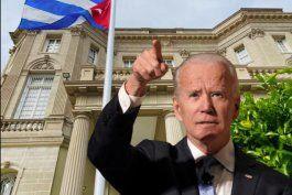 biden condena la represion en cuba y advierte: este es solo el inicio