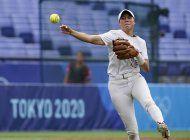 mexico acaricio el bronce en softbol: cae ante canada 3-2