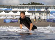 tokio 2020: aplazan competencia de surf por marea baja