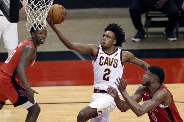 Cavaliers vence a Houston, que hilvana su 12da derrota