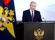 rusia dice que respondera a nuevas sanciones de eeuu
