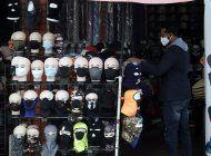 eeuu: aumentan de nuevo ventas de mascarillas