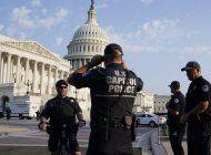 policias seran centro de investigacion de asalto a capitolio