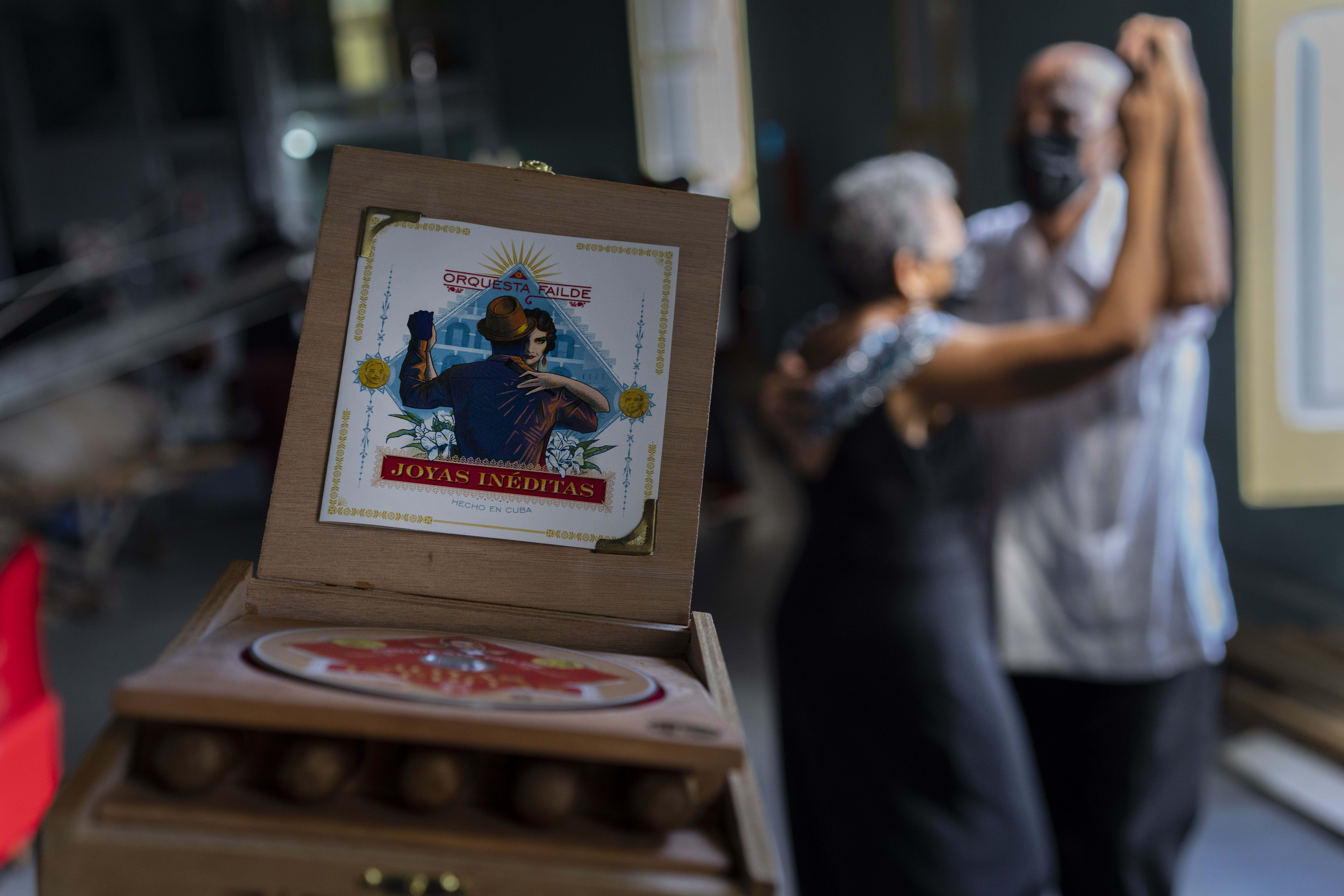 danzones perdidos por un siglo vuelven a la vida en cuba