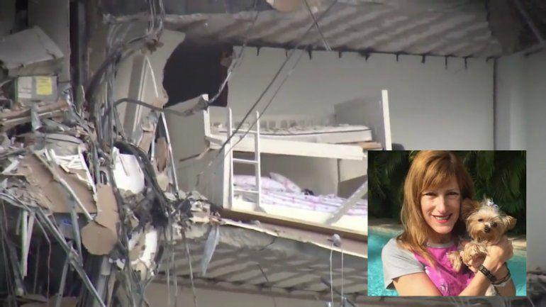 Identifican el cuerpo de Linda March, la residente del apartamento de la litera del Champlain Tower