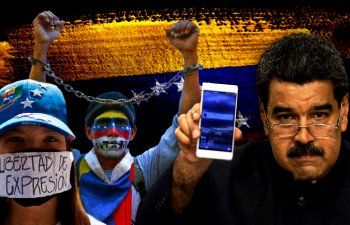 Abril finalizó con censura, intimidación y amenazas a la libertad de expresión en Venezuela