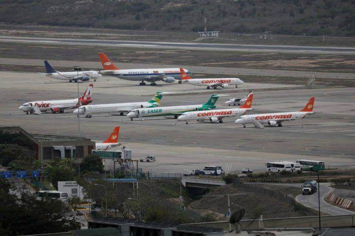 Venezuela solo tendrá vuelos para México, Bolivia y Turquía por ordenes de Maduro