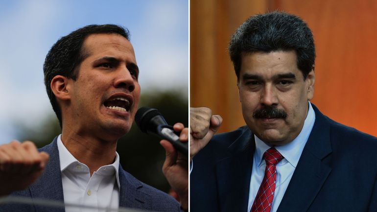 Guaidó a Maduro: Recuerda que tú eres el que está señalado en la CPI y tiene 15 millones en recompensa