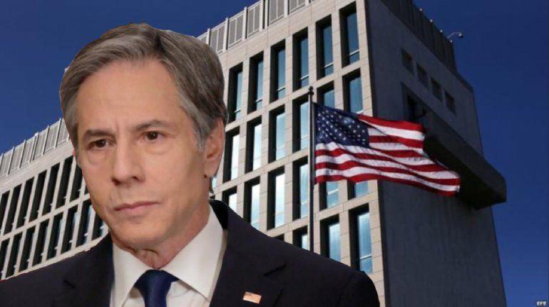 EEUU modifica estatus de sus diplomáticos en Cuba mientras continúa investigación del Síndrome de La Habana